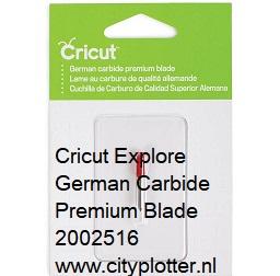 cricut explore german carbide premium blade 2002516 premium mes cityplotter zaandam