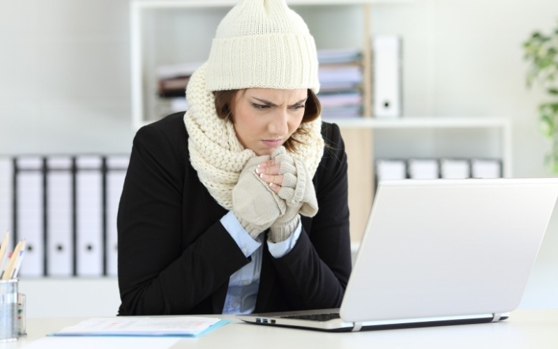 Five Reasons Your Heater Is Blowing Cold Air