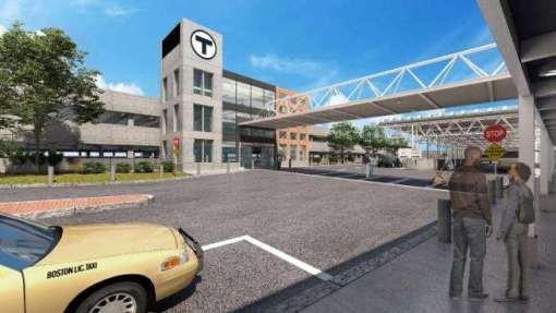 South Shore Parking Garage Repairs – MBTA
