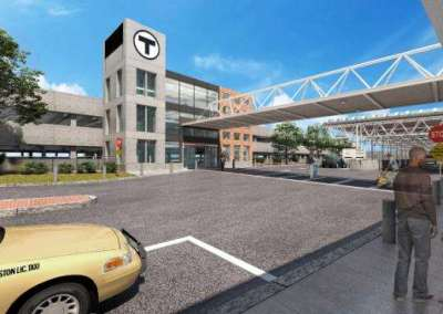 South Shore Parking Garage Repairs – MBTA
