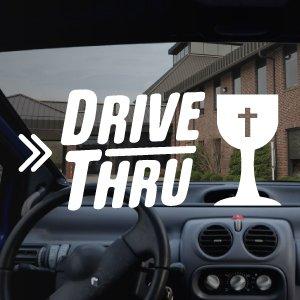 Drive Through Communion on September 6