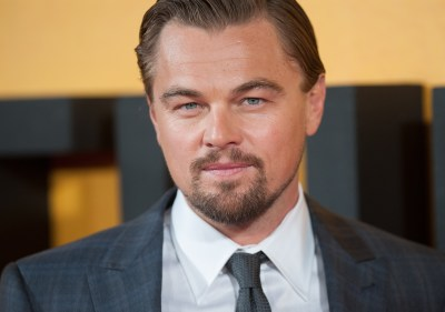 The Wolf of Wall Street UK premiere held at the Odeon Leicester Square - Arrivals. Featuring: Leonardo DiCaprio Where: London, United Kingdom When: 09 Jan 2014 Credit: WENN.com