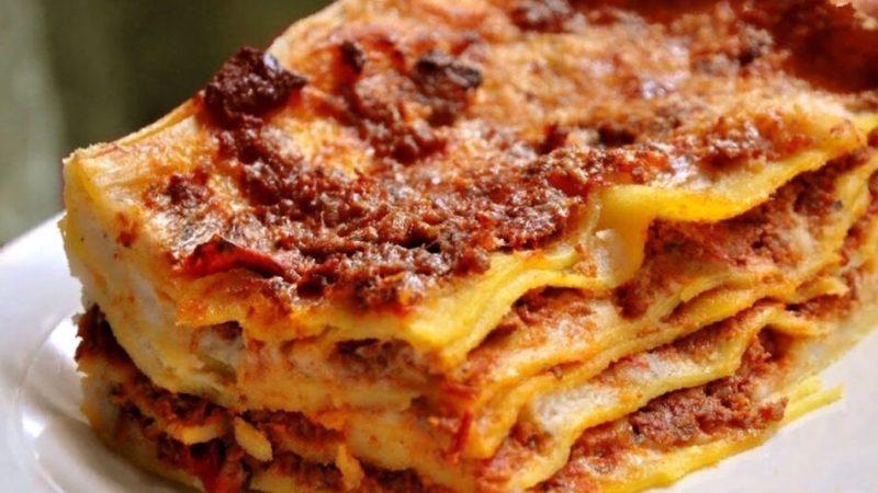 lasagne:-i-segreti-dell'intramontabile-primo-piatto-italiano