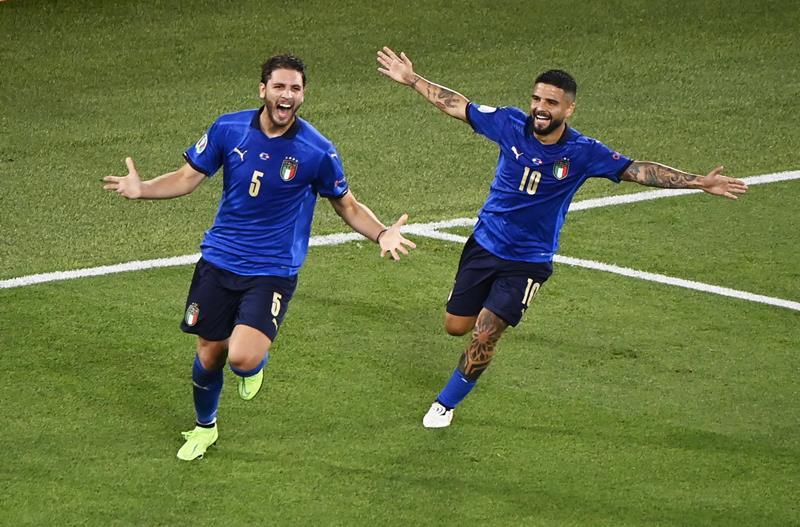 euro-2021,-l'italia-e-agli-ottavi:-cammino-perfetto-degli-azzurri,-risultati-e-classifica-aggiornata-del-girone-a
