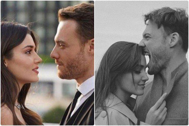 coppia-in-love-is-in-the-air-e-fidanzati-nella-vita,-ecco-la-dedica-di-hande-ercel-a-kerem-bürsin