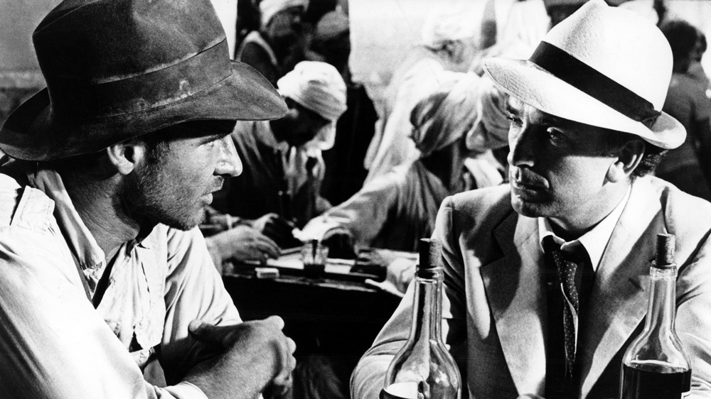 'raiders-of-the-lost-ark's'-paul-freeman-reflects-on-working-with-steven-spielberg