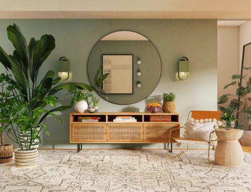 come-dipingere-una-parete-in-modo-originale:-ispirazioni-da-instagram