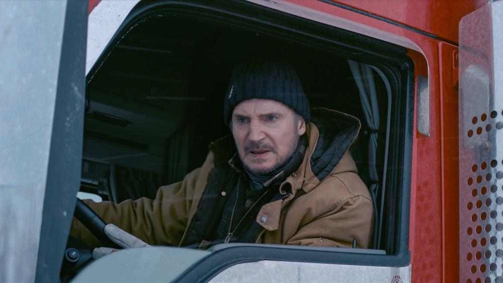 'the-ice-road'-review:-liam-neeson-delivers-entertaining-if-implausible-far-north-action