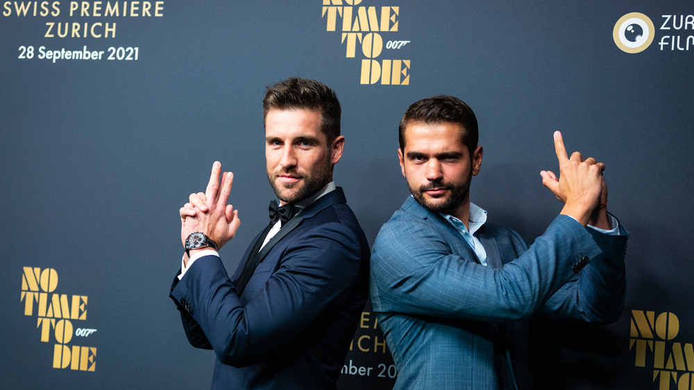 'no-time-to-smile':-swiss-audience-conflicted-over-james-bond-premiere-at-zurich-film-festival
