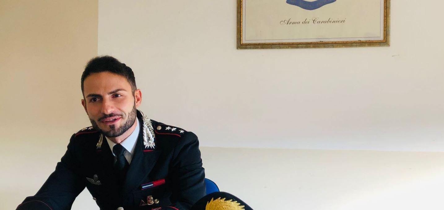 messina:-il-capitano-pagnano-e-il-nuovo-comandante-della-compagnia-carabinieri