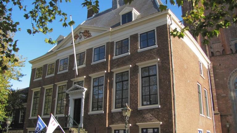 stadhuis Raadhuis Wijk bij Duurstede