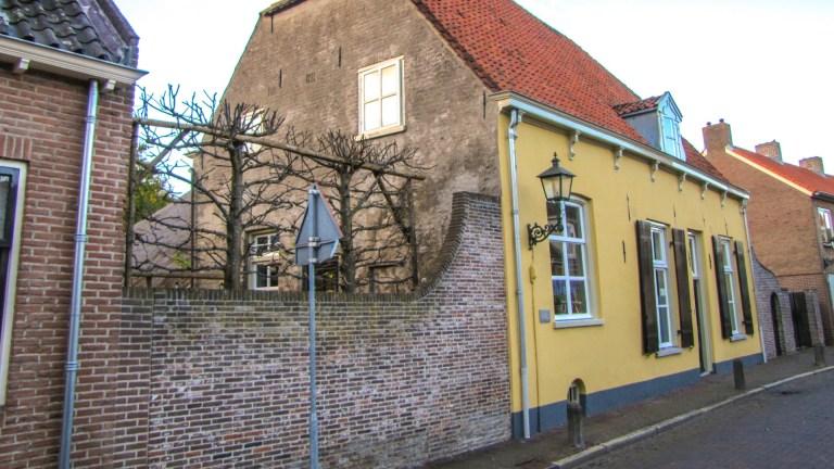 Stadsboerderij Achterstraat Wijk bij Duurstede