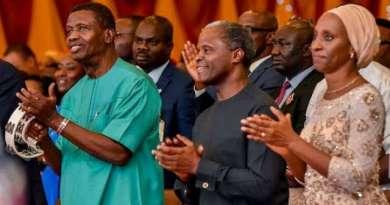 I Will Build A Church As Big As Ibadan Before I Die – Adeboye