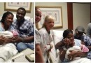 Nollywood actress Mercy Johnson Okojie and her husband Prince Okojie welcome their 4th child in the US