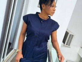 Nse Ikpe-Etim responds to a follower who asked her why she sold out her womb