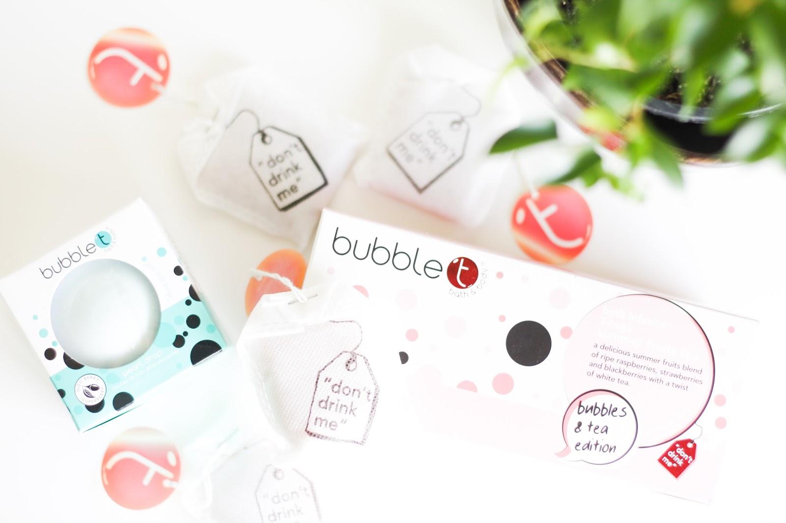 Bubble T: Don't drink me!