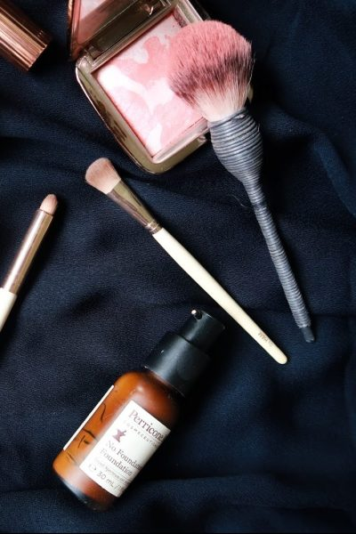 Make-up brushes: My stance