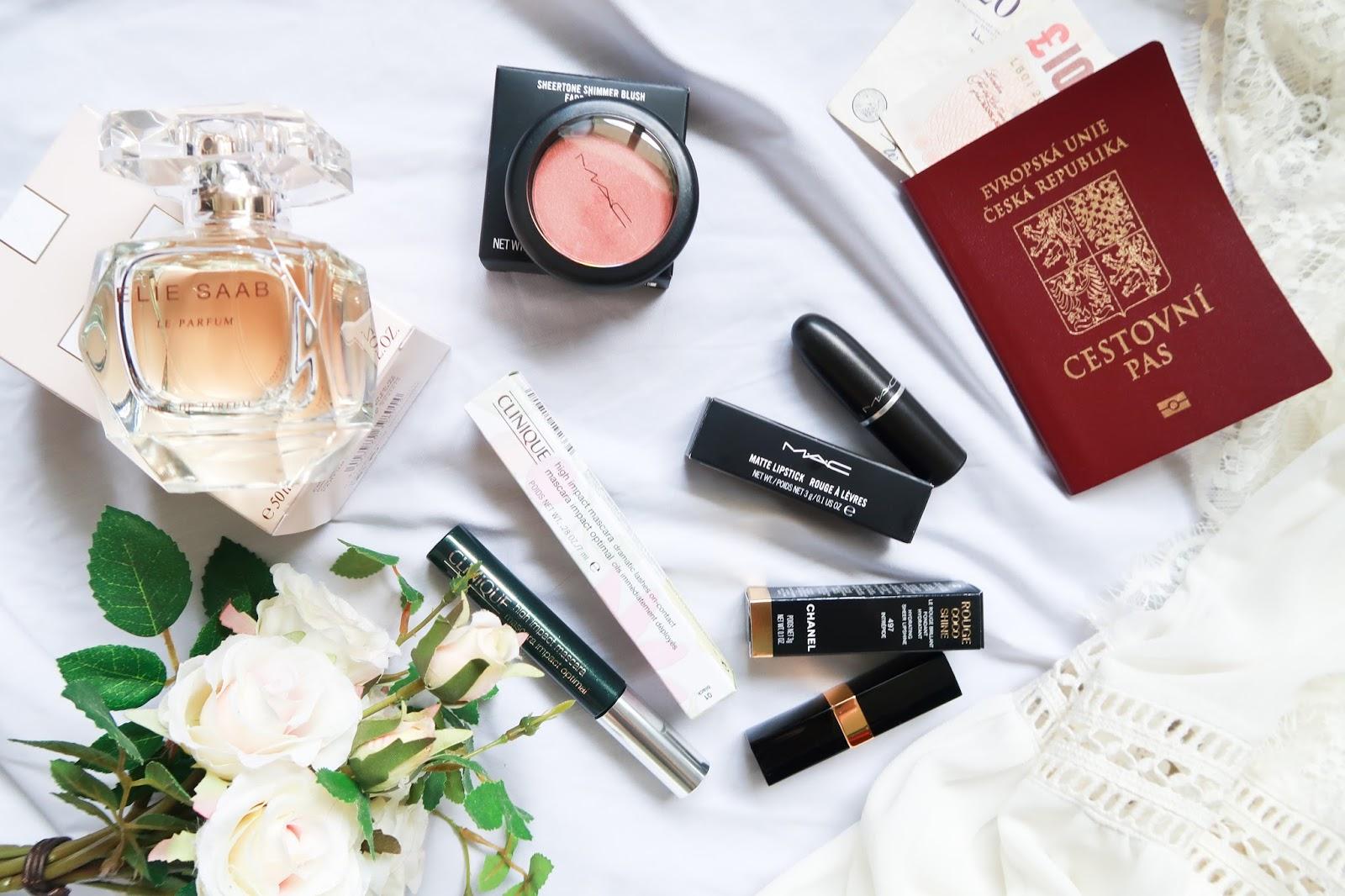Airport beauty haul