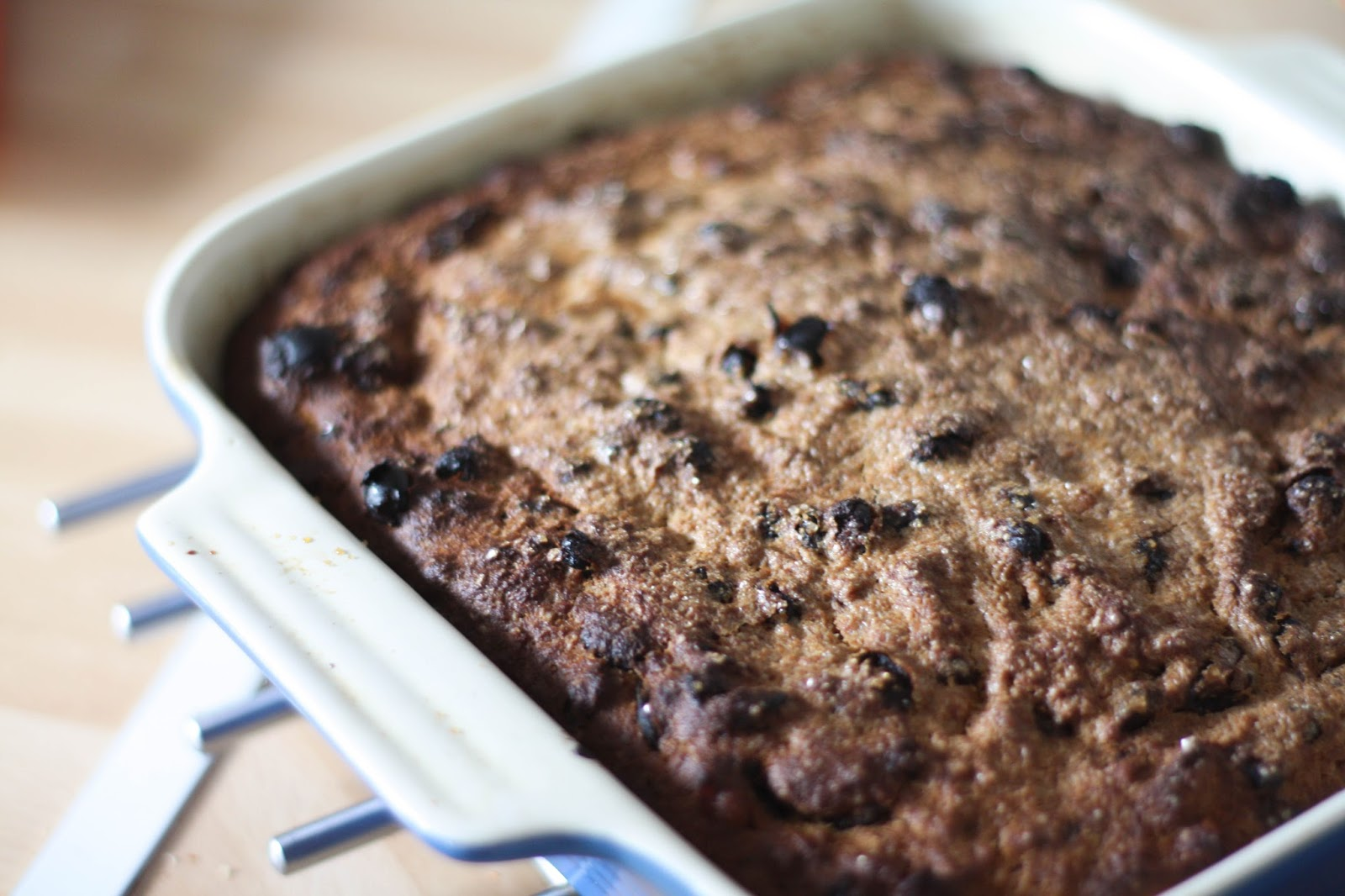 The Black Country Bread Pudding