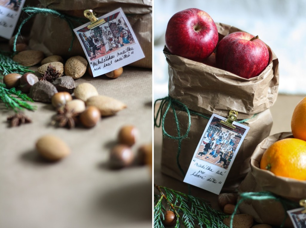 Affordable gift ideas for St Nicholas, advent calendars & stockings