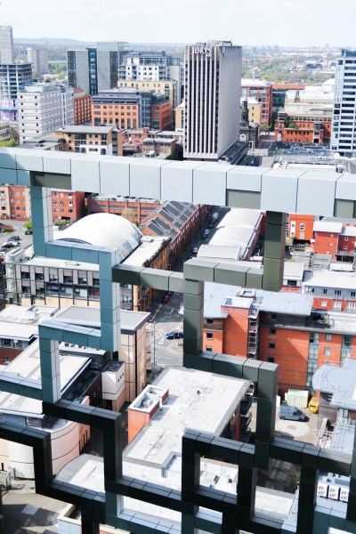 Where to find the best cityscape view of Birmingham