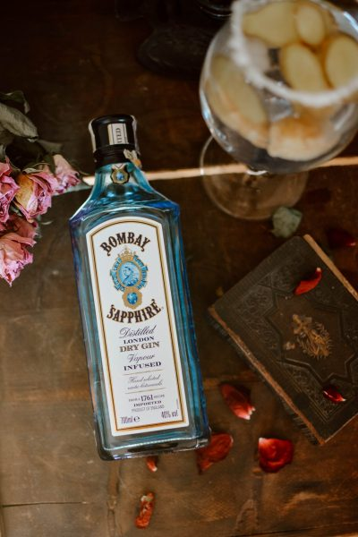 Gin diaries: Bombay Sapphire London Dry Gin