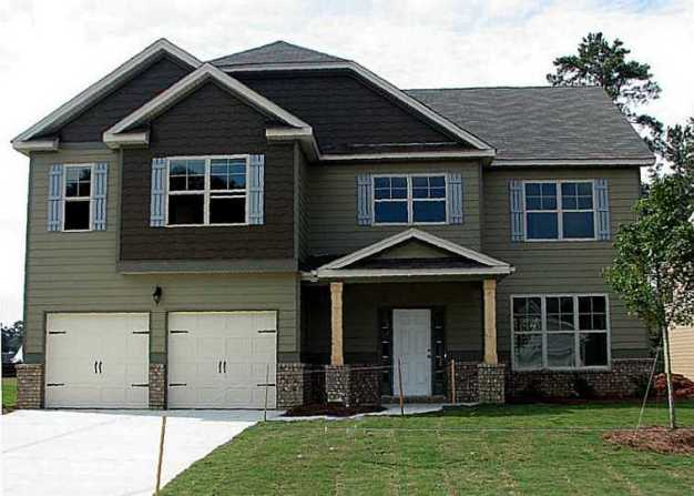 Fall Creek Subdivision Of Homes Loganville (3)
