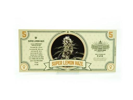 Super Lemon Haze Feminised