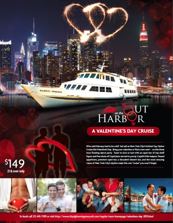 Valentines Day Out On The Harbor Cruise CANCELED