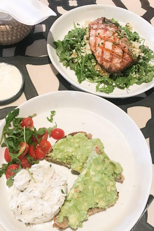 Lunch at SNOB Charleston