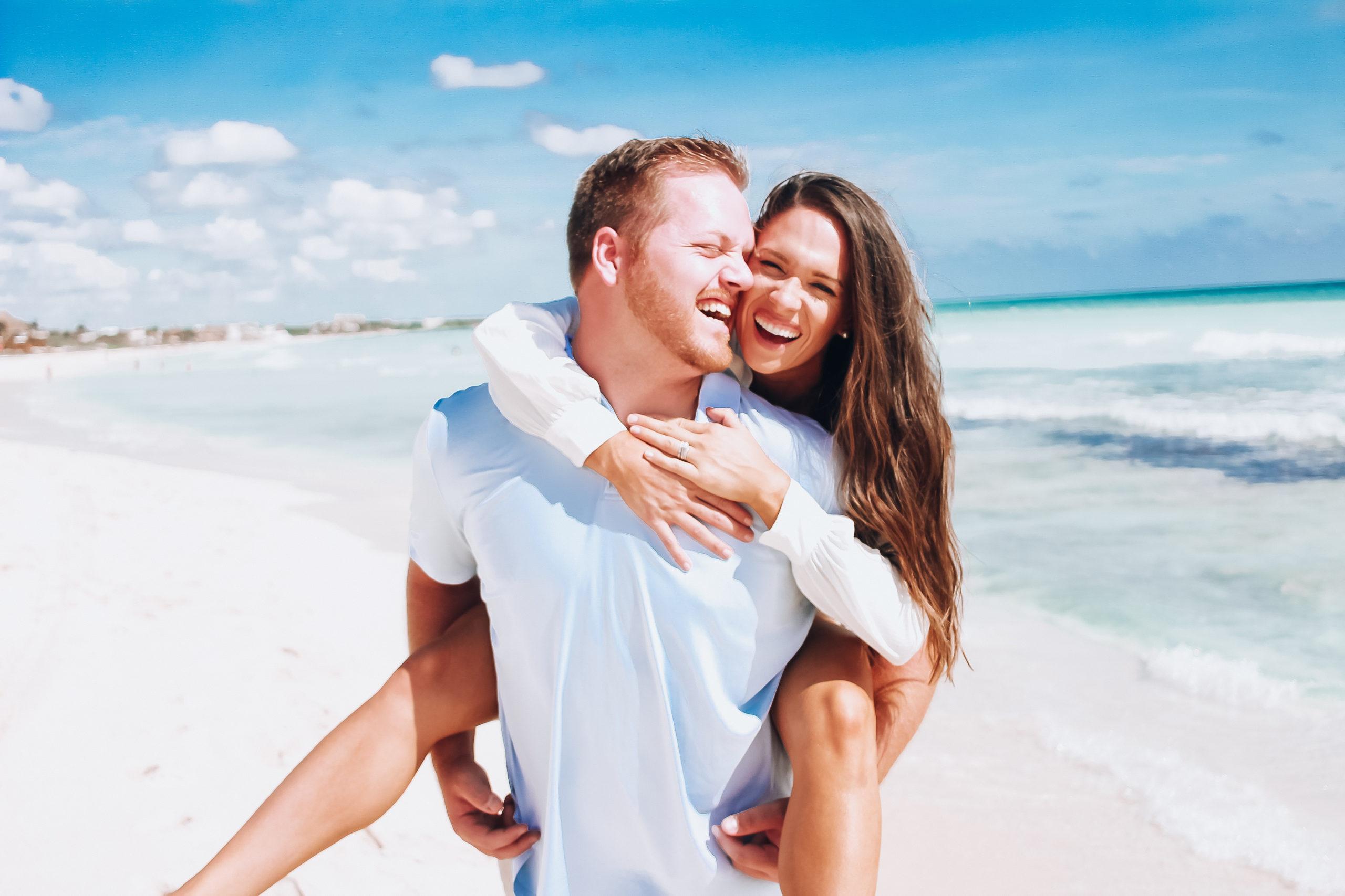 Couples Photography on the Beach- Mattison Heatherly