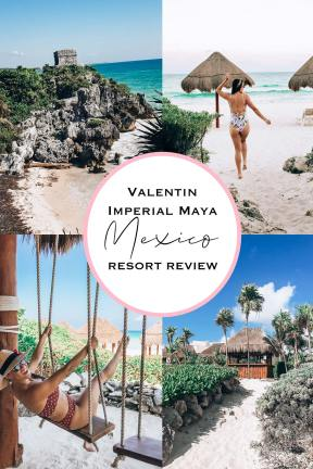 Valentin Imperial Maya Review