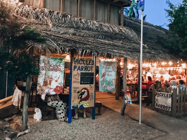 Placencia Bars and Nightlife