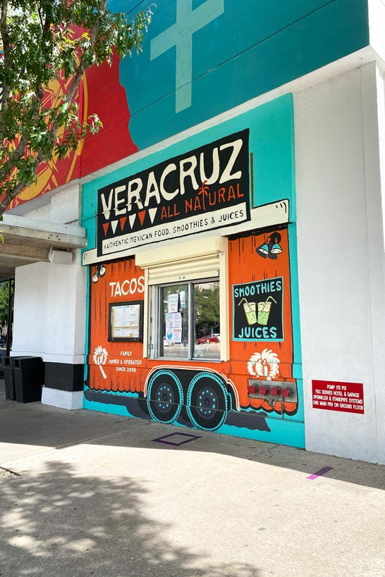 Austin Taco Spots