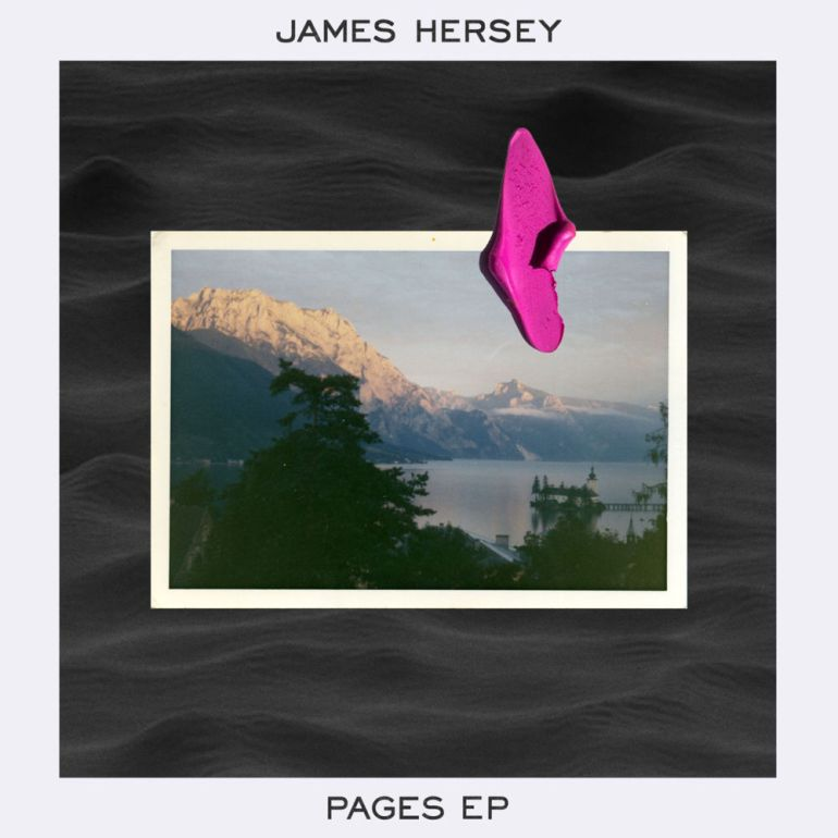 James Hersey - Pages EP
