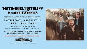 athaniel Rateliff & The Night Sweats
