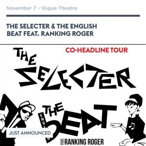 The Selecter & The English Beat