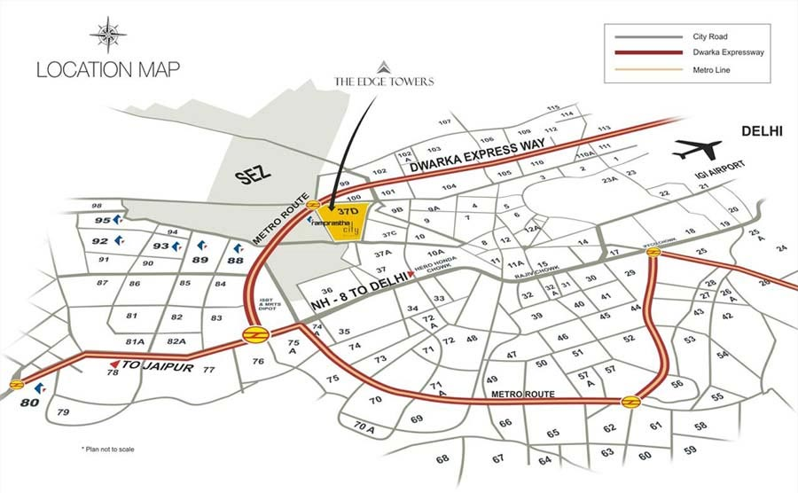 ILD Engracia Location Map
