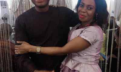 Late Chibuike Nwanne and Wife