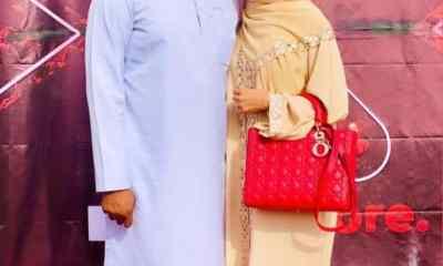 Malik ado-ibrahim and Adama Indimi