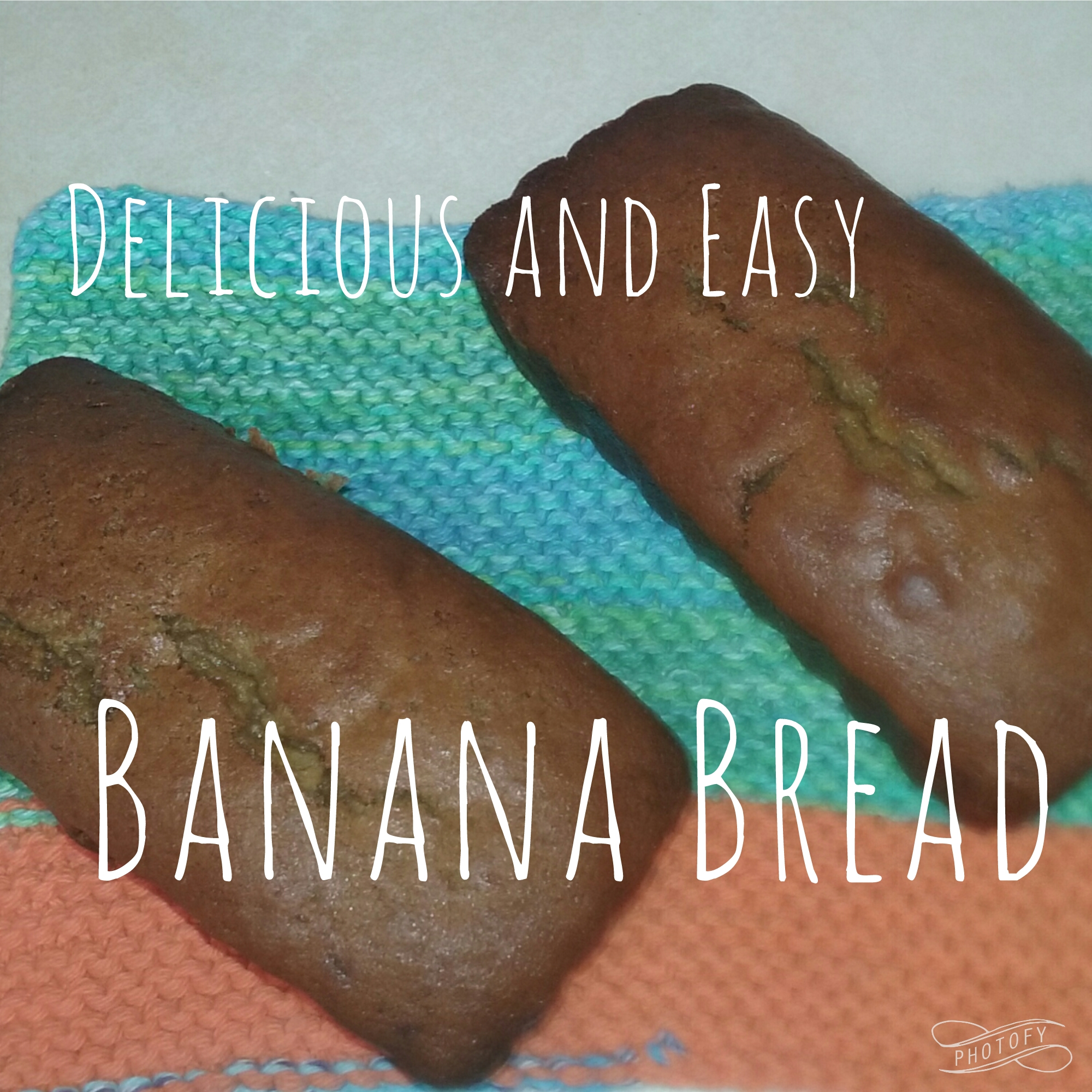Delicious and Easy Banana Bread