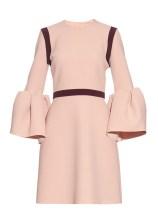 Hadari bell-sleeved stretch-cady dress $1,191 www.matchesfashion.com