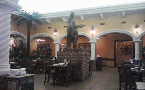 Lunch Menu Mexican Restaurant