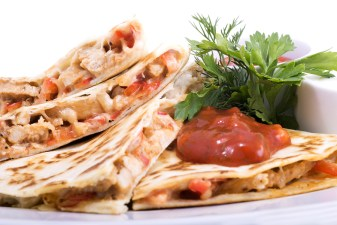 Large Quesadillas