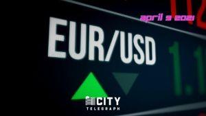 Euro Dollar (EUR USD) Forex Price Forecast Daily Forex Analysis April 9, 2021