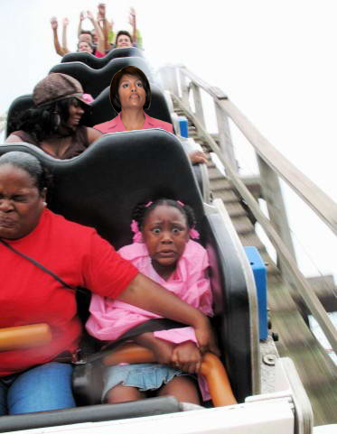 On Rollercoasters