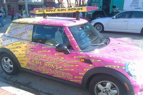 BIG BOYZ CAR