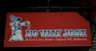 No Way Jose Cafe