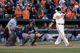 Chris Davis Grand Slam