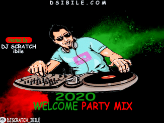 2020 WELCOME PARTY MIX2